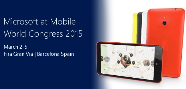 Microsoft at MWC 2015
