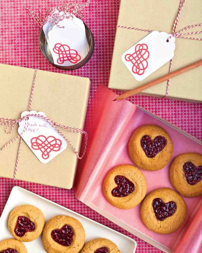 peanut-butter-and-jam-heart-cookies