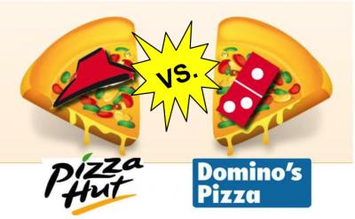 Pizza hut or dominos