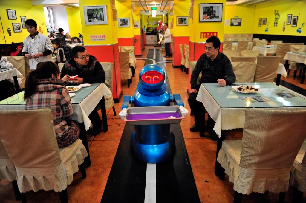 RestaurantRobot