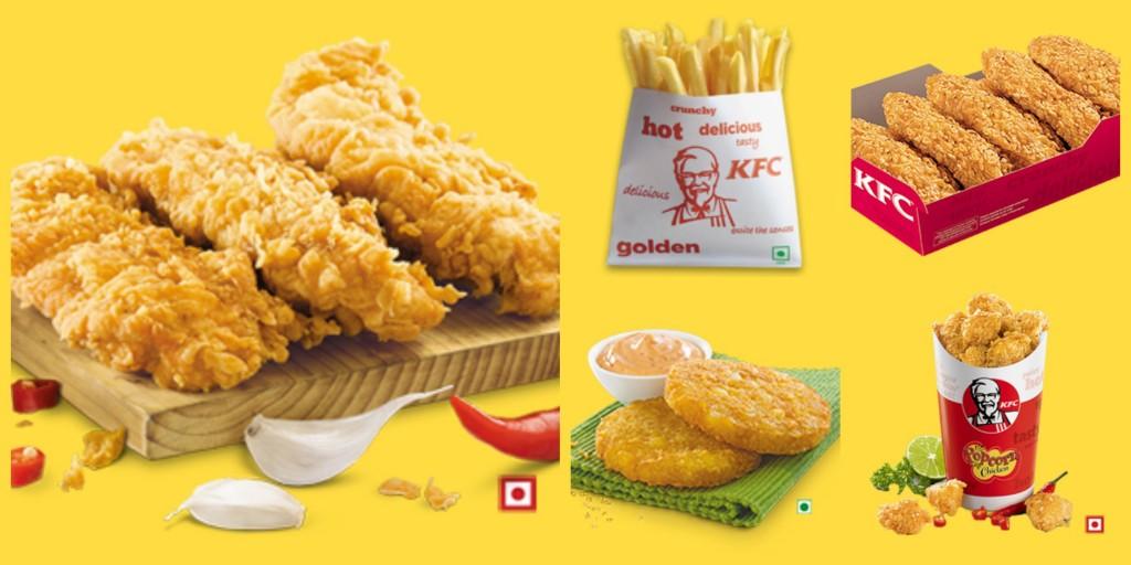 KFCSnackItems