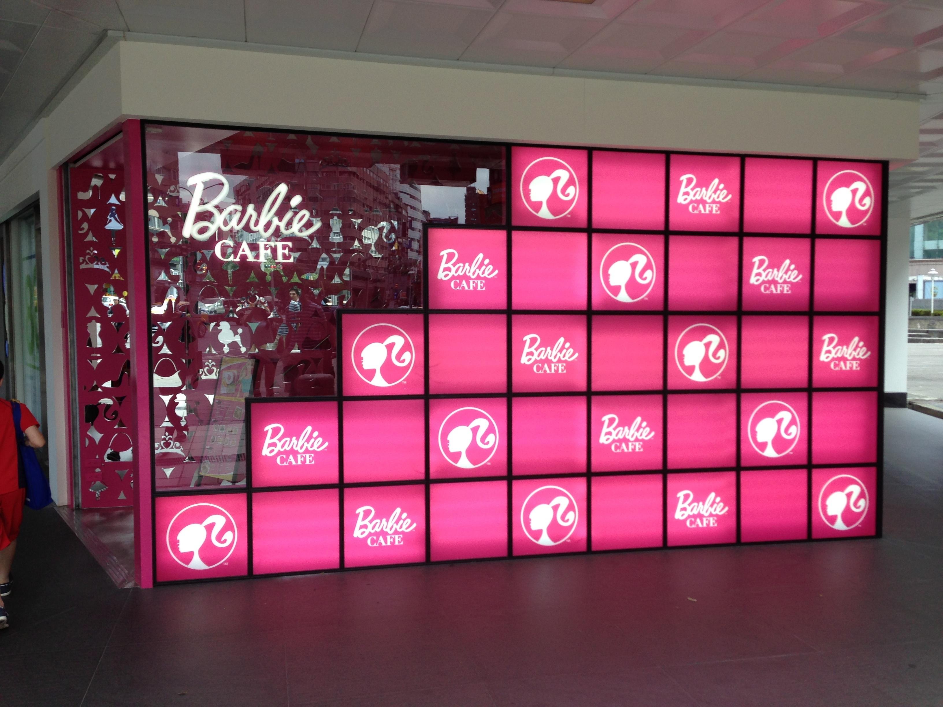 BarbieCafeTaipei