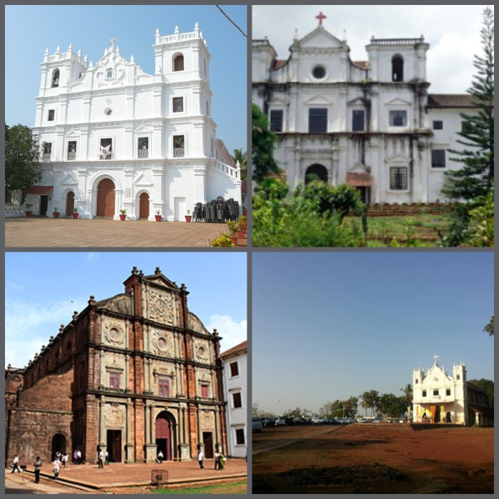 ChurchesinGoa