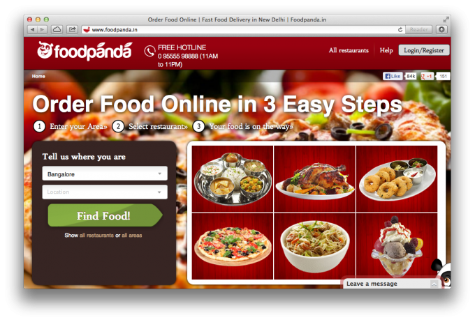 Popular online food ordering and delivery companies in for Style at home subscription deal
