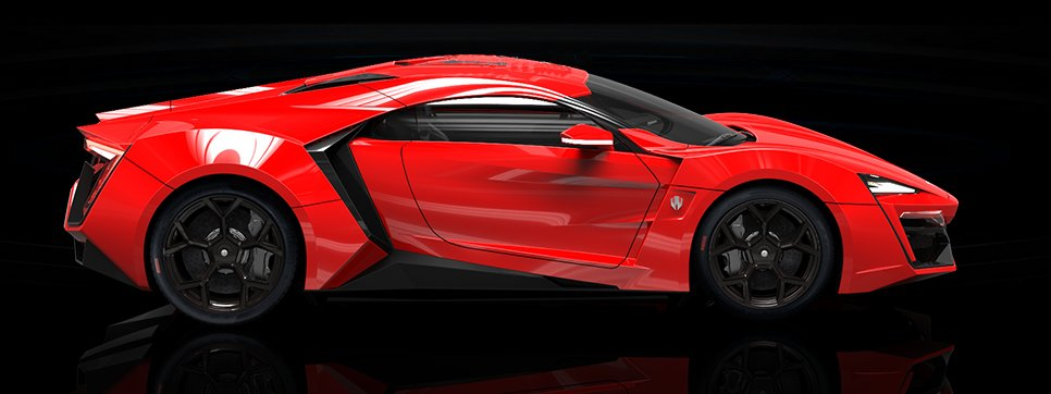 Lykan HyperSport Limited Edition