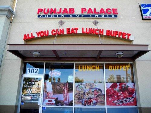 PunjabiPalaceRestaurant