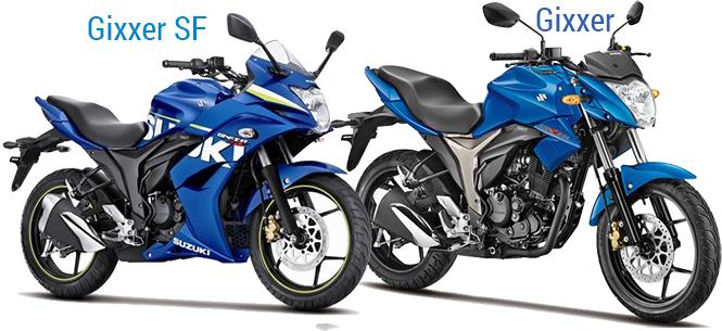 Suzuki-Gixxer-SF-Vs-Suzuki-Gixxer