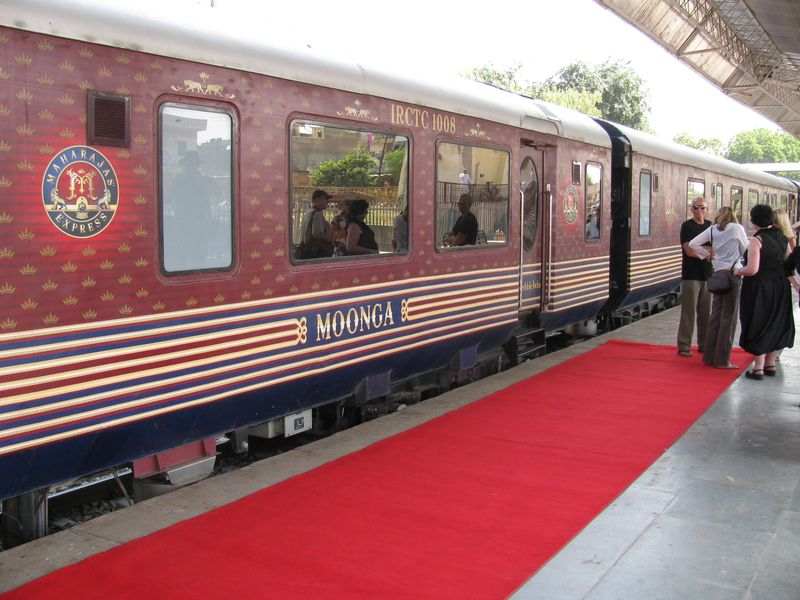 TheMaharajasExpress