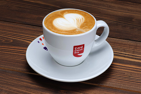 Cafe Coffee Day Cold Sparkle