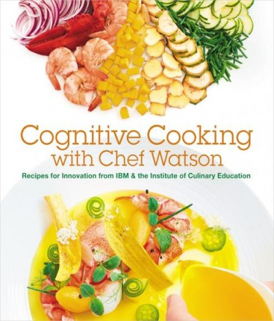 chef watson cookbook