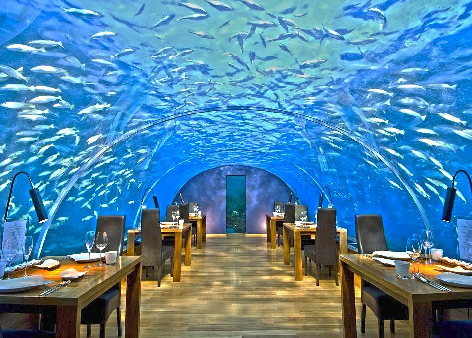 ithaaunderwaterrestaurant