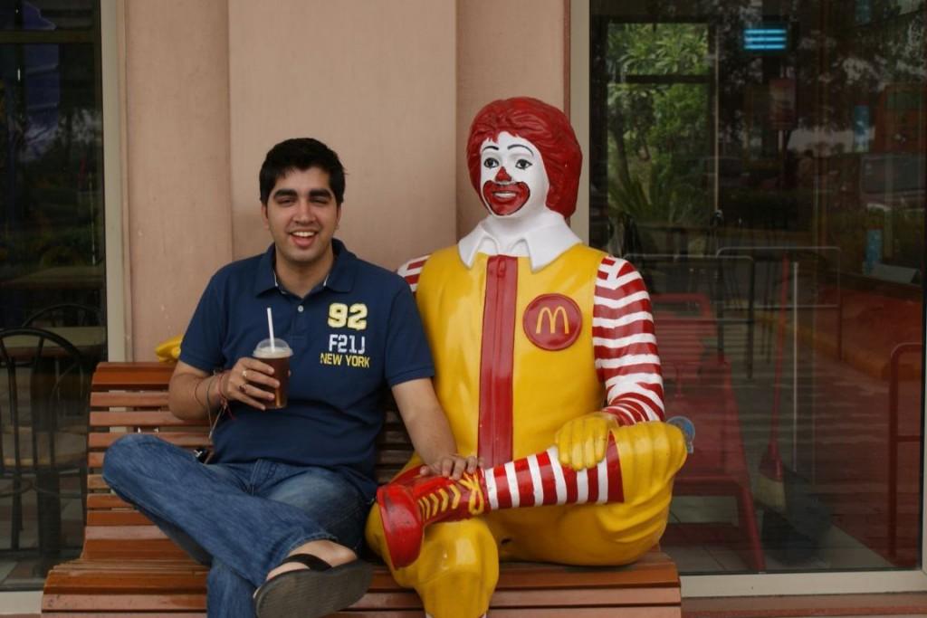 McDonaldsInIndia