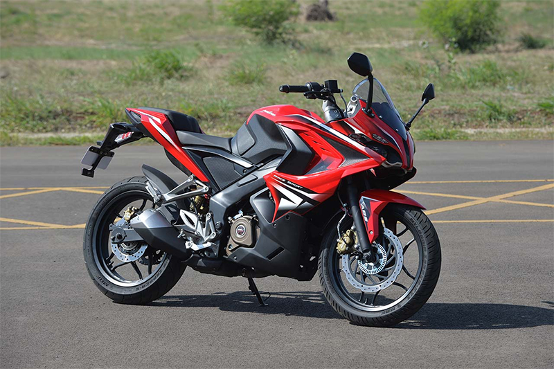 pulsar rs200 abs red color