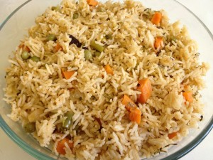 VegetableBiriyani