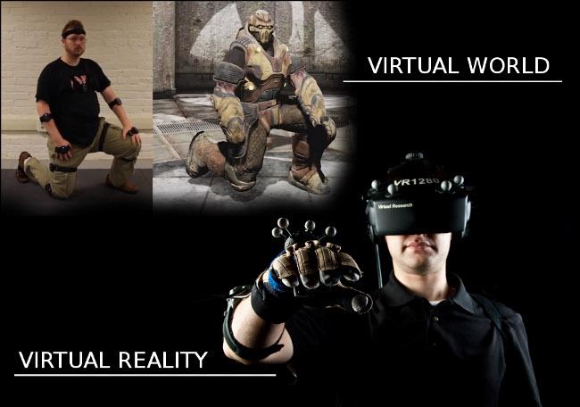 Take a Trip of Virtual World with Virtual Reality Gaming