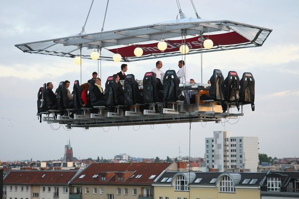 Dinner In The Sky An Unforgettable Dining Experience In The Air - Dinner in the sky an unforgettable experience
