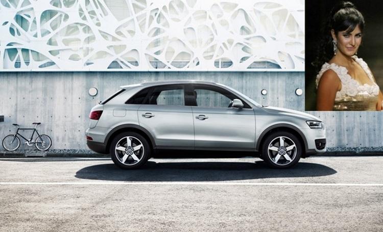 Audi Q3 and Katrina