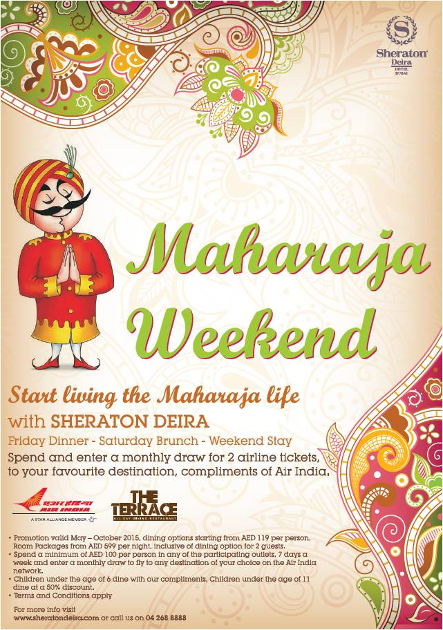 MaharajaWeekendsIndianFoodFestival