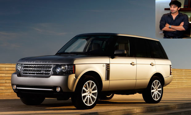 Ranbir Range Rover Sport