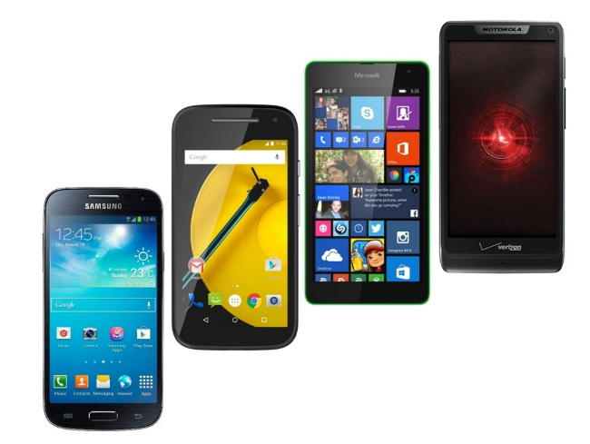 Smartphones with qHD Display