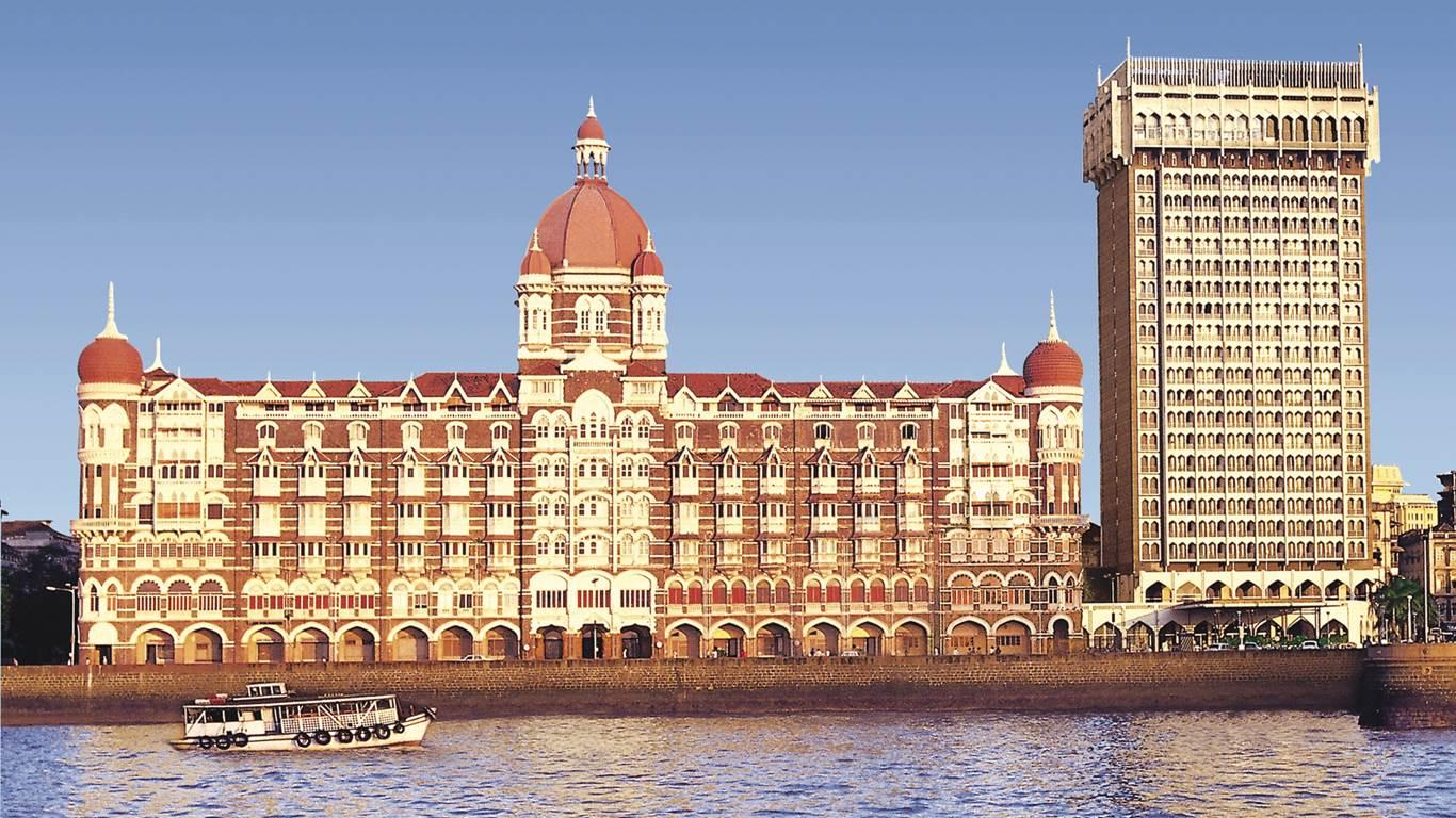 report on taj mahal palace hotel