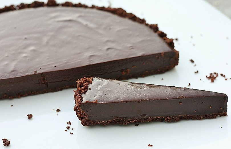 DarkChocolateTart