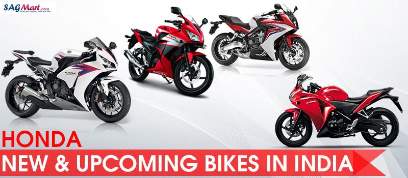 honda upcoming and new bikes