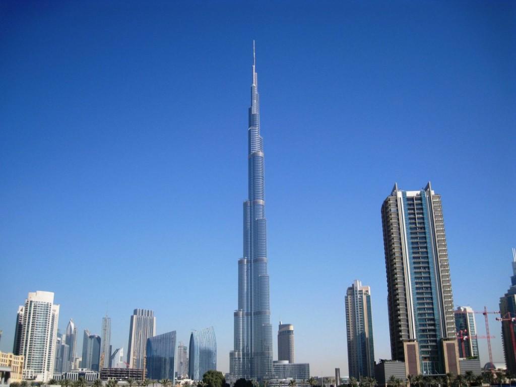 The Grand Hotels Located Inside The Burj Khalifa Sagmart