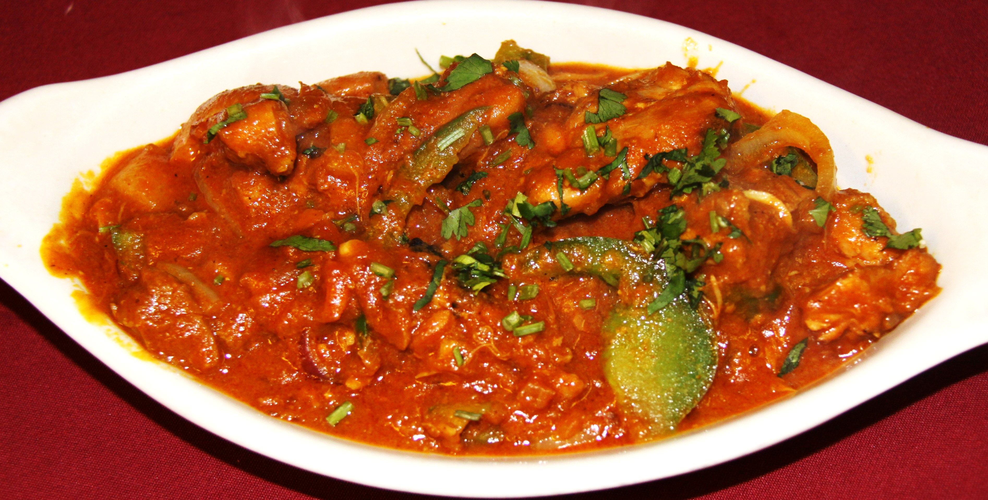 Chicken Jalfrezi is something that satiates your hunger with a ...