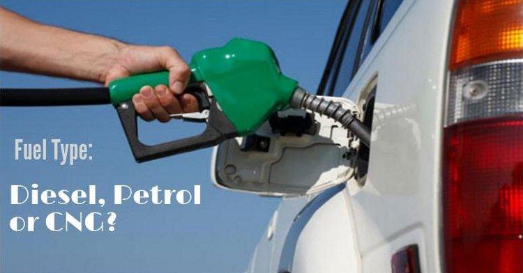 Diesel, Petrol or CNG