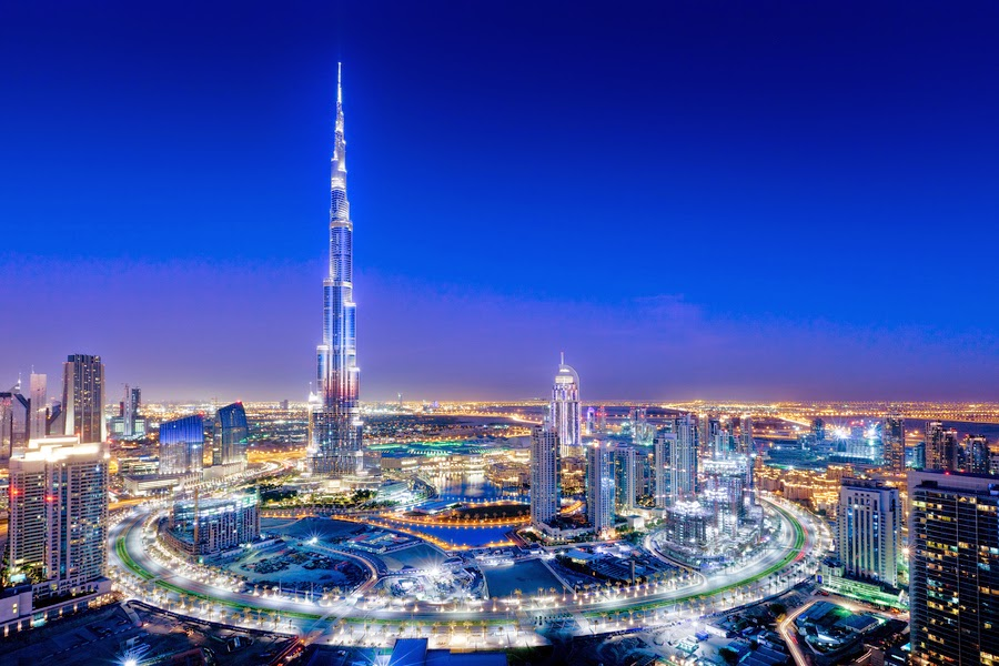 The top 6 outlandish places to stay in dubai sagmart for Dubai places to stay