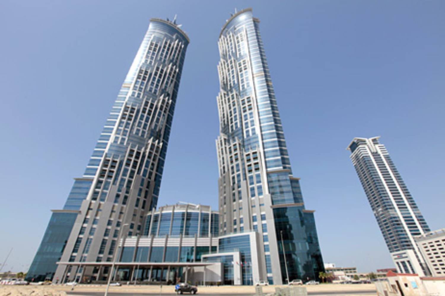 The top 6 outlandish places to stay in dubai sagmart for World biggest hotel in dubai