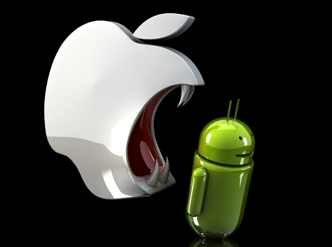 Apple Ready to Destroy Google
