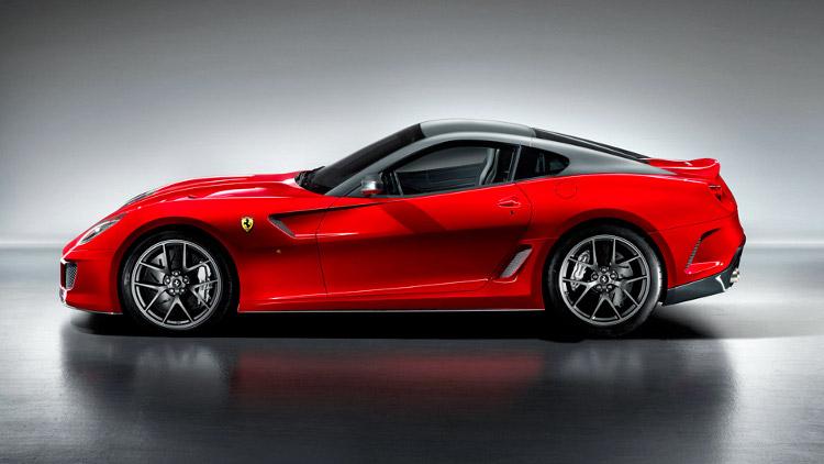 Ferrai 599 GTO