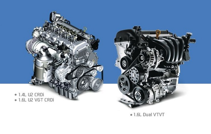 Hyundai Creta Engines