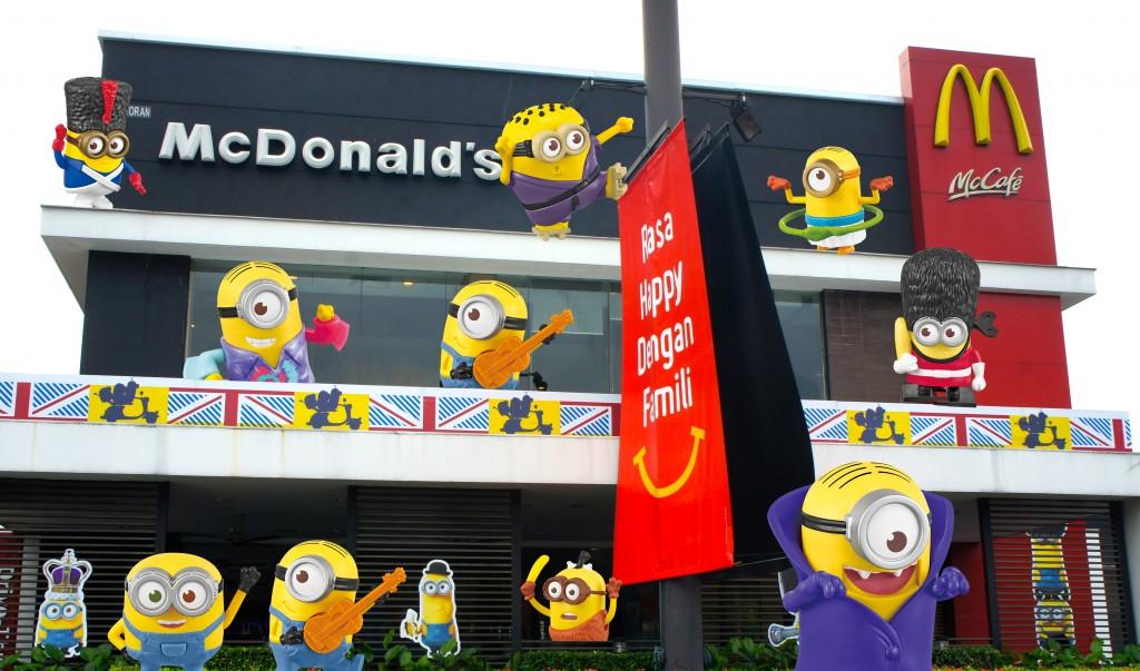 McDonald'sBringsMinions