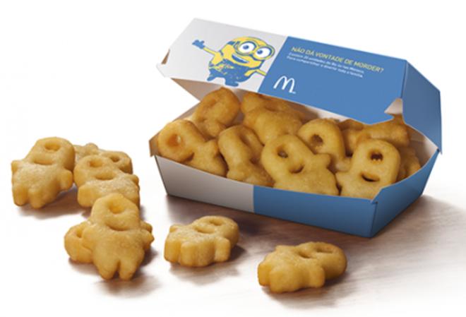 McDonaldsMinions