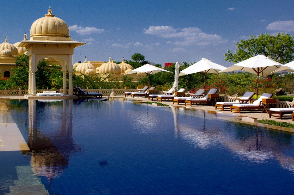 The Oberoi Udaivilas An Extravagant Luxury Hotel In The World Sagmart