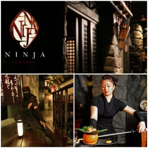 Ninja New York Restaurant