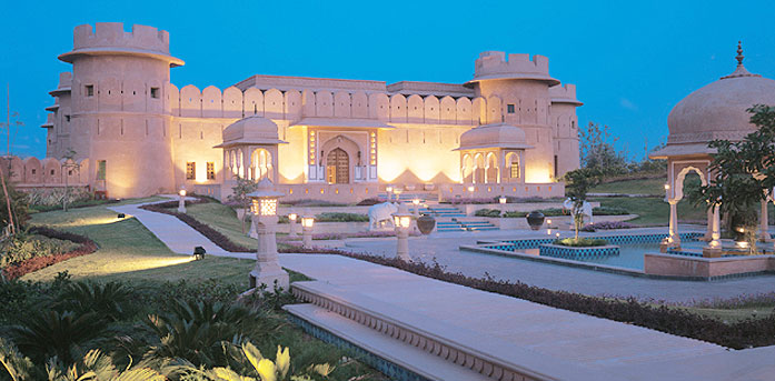 Stay at the Oberoi Rajvilas to Experience Jaipur in a ...