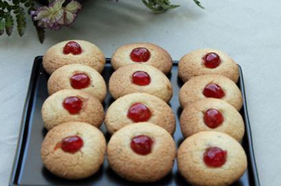 Nankhatai cookie
