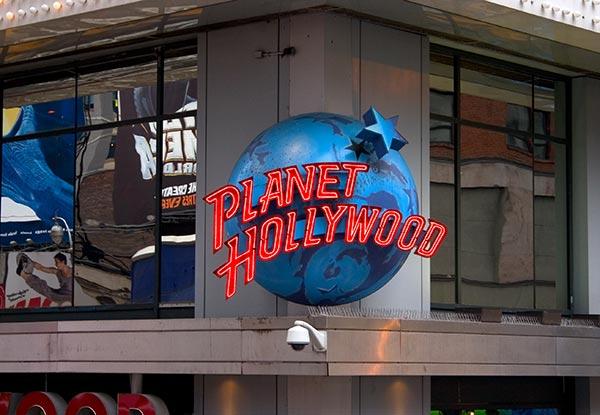 PlanetHollywoodRestaurant