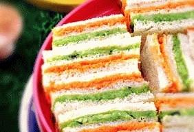 TricolorSandwich