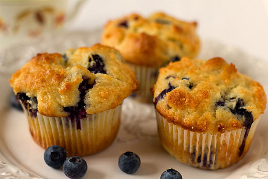 Easy Recipe For Blueberry Crumb Cake