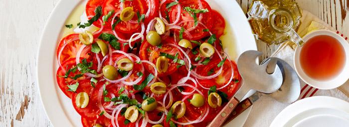 TomatoOliveSalad