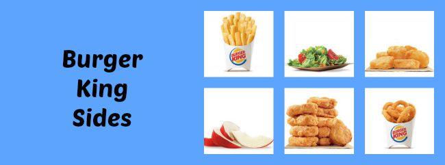 BurgerKingSides