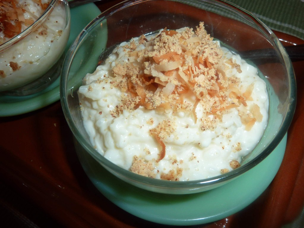 CoconutRicePudding