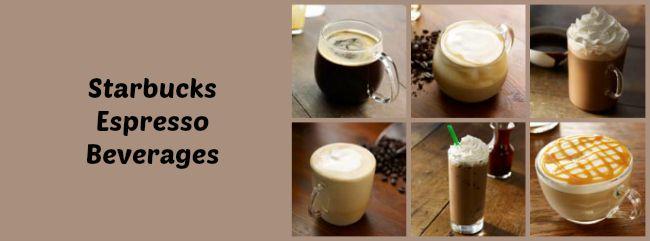 StarbucksEspressoBeverages