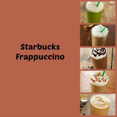StarbucksFrappuccino