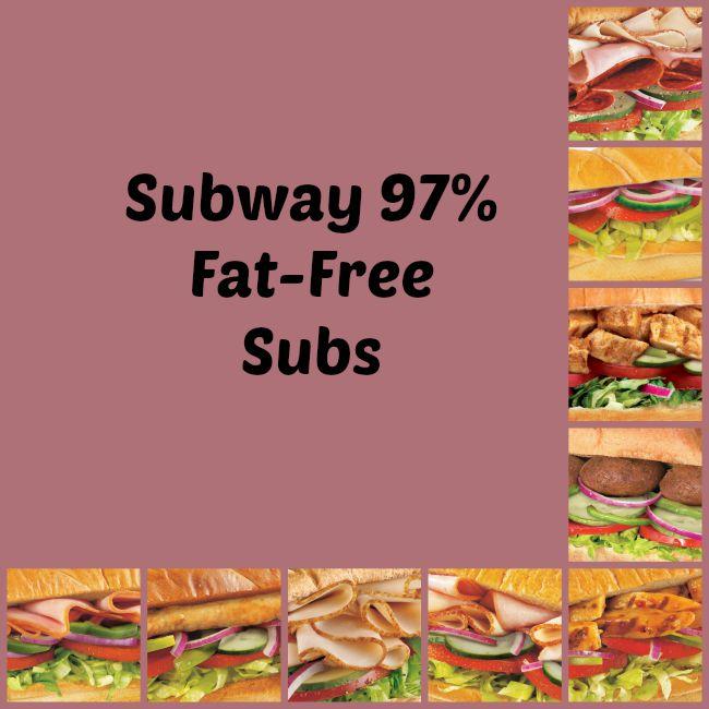 SubwayFatFreeSubs